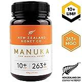 New Zealand Honey Co. Miel de Manuka MGO 263+ / UMF 10+ | Actif et Brut | Produit en Nouvelle-Zélande | 500g