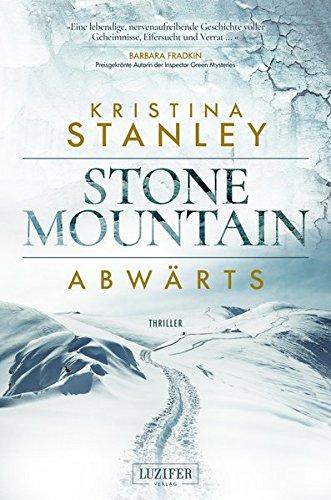 Buchseite und Rezensionen zu 'Abwärts: ein Stone Mountain Thriller' von Kristina Stanley
