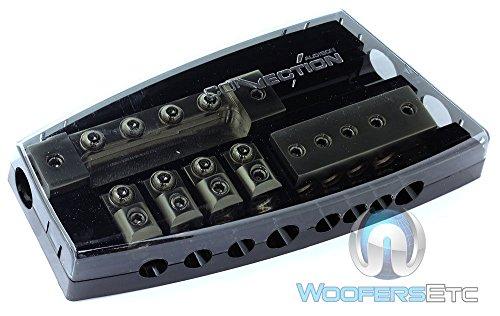 SFD41C Sicherungs- und Massseverteiler bis 53mm (Car-audio-sicherungen)
