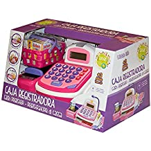 Tachan - Caja registradora little home, color rosa (CPA Toy Group 14263)