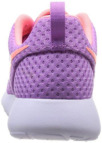 Nike Roshe One BR, Damen Sneaker Violett (FUCHSIA GLOW/LAVA GLOW/WHITE 581)
