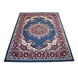 WEBTAPPETI Klassisch Teppich Perser Dessin Teppich Top Preis Guenstig Teppich PERSIAN 4480 AZZURRO cm.180x270