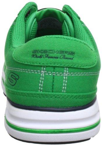 Skechers ArcadeChat Herren Sneakers GrÃ1/4n (GRN)