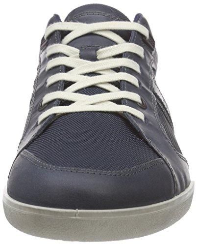 Ecco ENRICO Herren Sneakers Blau (NAVY/MARINE 59353)