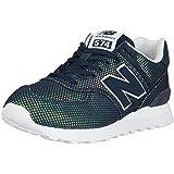 New Balance Damen Sneaker 574 Textil/Synthetik Galaxy dunkelblau 39