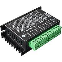 Quimat TB6600 Controlador de Motor Paso a Paso 9V-40V 4A 32/57/86 Segmentos + Nema 17 Motor Paso a Paso 1.7A/24V 40Ncm (56.2oz.in) 40mm para Impresora 3D