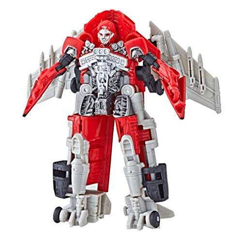Plus Series Transformer (Transformers: BumbleBee Hasbro - e0767 Energon Igniters: Power Series - Shatter - Actionfigur, verwandelbar)