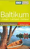 DuMont Richtig Reisen Reiseführer Baltikum, Litauen, Lettland, Estland