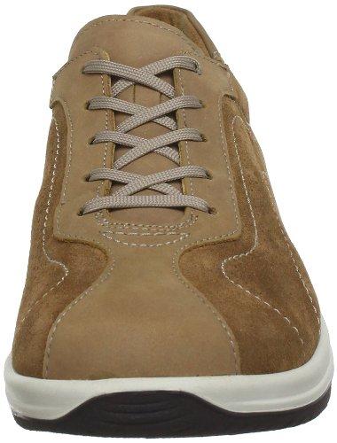 Ganter 5-208728-11000, Chaussures basses femme Marron (Camel 1100)