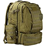 Kombat UK Sac de Patrouille de Viking 60 l Coyote
