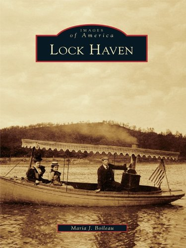 Lock Haven (Images of America) (English Edition)
