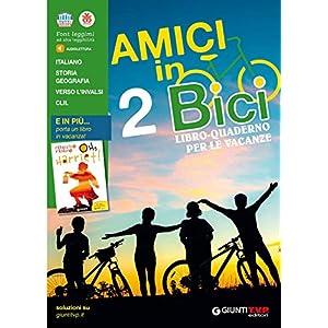 51Zdrz7gNTL. SS300 Amici in bici. Libro-quaderno per le vacanze. Per la Scuola media. Con Libro: Oh, Harriet: 2