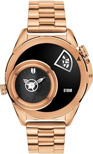 Storm London FUTEX 47230/RG Mens Wristwatch Extraordinary Case