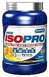 Quamtrax Nutrition Isopro CFM Orange, Suplementos para Deportistas - 907 gr