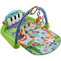 Fisher-Price BMH49 Kick and Play Piano Gym