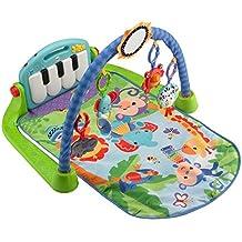Fisher-Price - Gimnasio piano pataditas (Mattel BMH49)