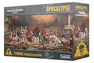 Games Workshop Tyranids Spearhead Detachment