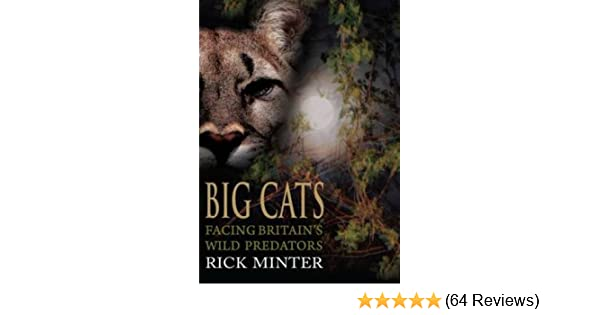Big Cats Facing Britain S Wild Predators Amazon Co Uk Minter