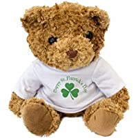 NEW - Saint Patrick's Day - Teddy Bear - Cute And Cuddly - Present Gift