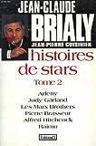 Histoires de stars. tome 2.