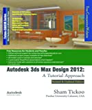Autodesk 3ds Max Design 2012: A Tutorial Approach (English Edition)