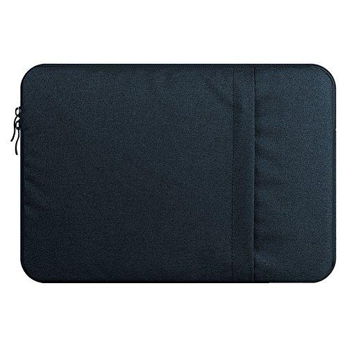 12 Pouces Résistant aux Chocs Housse / Pochette / Sacoche / Manche pour Ordinateur Portable / MacBook Pro / MacBook Air Marine