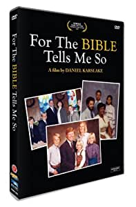 For The Bible Tells Me So [DVD] [2007]