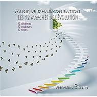Musique d'harmonisation - Les 12 marches de lévolution (12 chakras, 12 couleurs, 12 notes)