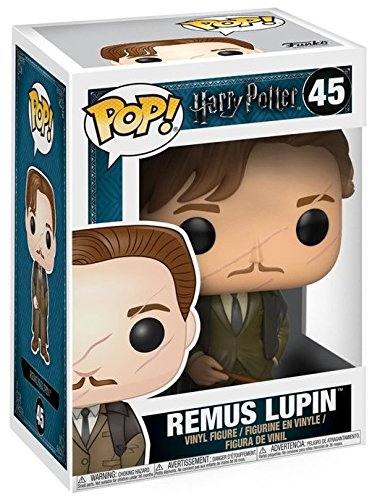 HARRY POTTER- Figura de Vinilo Remus Lupin (Funko 14939) 14