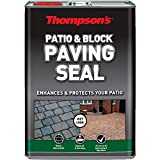 Best Driveway Sealers - Thompson\'s Patio & Block Paving Seal Wet Look Review