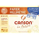 Canson Infinity 200006543 Imprimante à photo A4 12 feuilles Blanc
