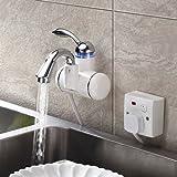Modernes Heiß & Kalt Schnell Elektrische Wasserhahn Schnell Heizung Wand montiert Wasser Armaturen Wasserhahn