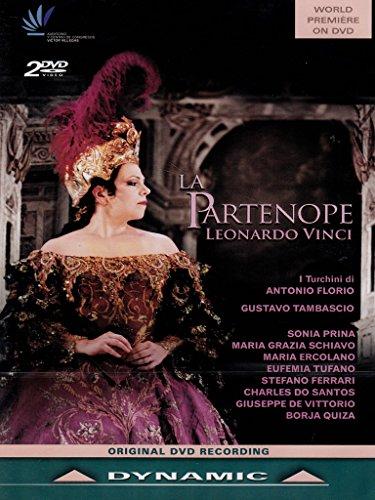 Vinci: La Partenope (Sonia Prina, Maria Grazia Schiavo, Maria Ercolano) (Dynamic: 33686) [DVD] [2013] [NTSC]