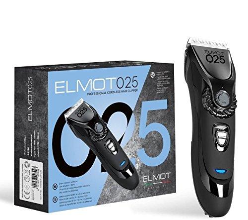 ELMOT025 TOSATRICE TAGLIACAPELLI CORDLESS HAIR CLIPPER PROFESSIONALE