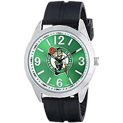 "Game Time Men's NBA-VAR-BOS ""Varsity"" Watch - Boston Celtics"