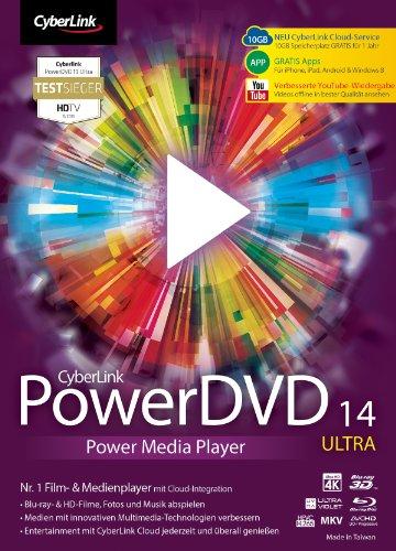 CyberLink PowerDVD 14 Ultra [Download]