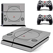 Pandaren® completos placas frontales Pegatinas de la piel para la consola PS4 x 1 y el mando x 2 (20 años de aniversario) [Instrucción en las listas de imágenes]