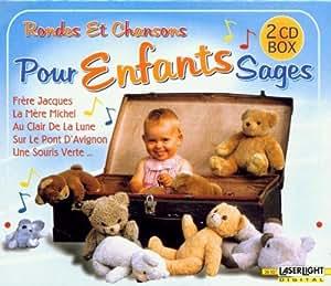 Rondes Et Chansons Pour Enfants Sages [Import anglais]