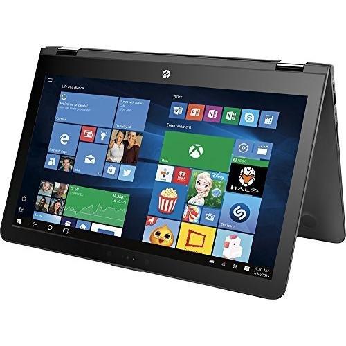 Top Performance HP Envy X360 2-in-1 15.6†FHD IPS Premium Touchscreen Laptop (Quad Core AMD FX 9800P 3.6 GHz, 8GB DDR4 RAM, 1TB 7200RPM HDD, HDMI, BT, 802.11ac, Backlit Keyboard, B&O Audio, Win10) 51Ze2t4xuqL