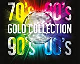 70's 80's 90's 00's Gold Collection (Cdx4)