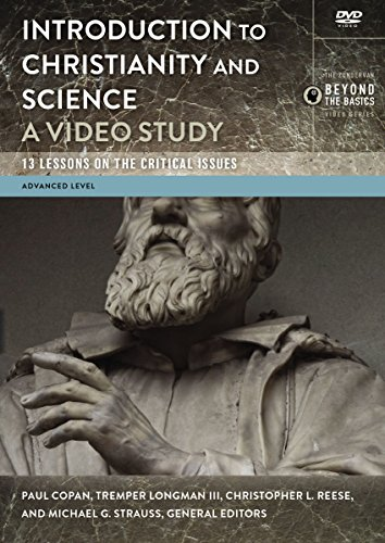Introduction to Christianity and Science Video Lectures: 14 Lessons on the Critical Issues