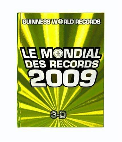 Le mondial des records 2009