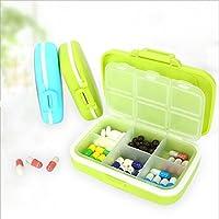 2, Outdoor, wasserdicht Pillendose Medizin Container für die Lagerung Organizer Tasche preisvergleich bei billige-tabletten.eu