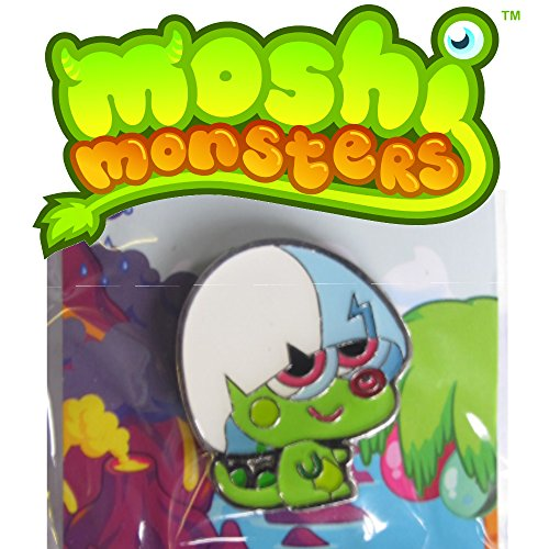 Moshi Monsters Pooky Pin-Serie 2 (Corgi Pin)