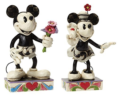 disney-traditions-for-my-gal-mickey-mouse-yoo-hoo-minnie-mouse-2-figurine-set-by-disney