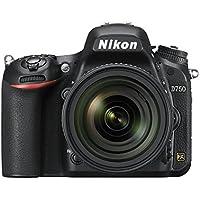Nikon D750 SLR-Digitalkamera (24,3 Megapixel, 8,1 cm (3,2 Zoll) Display, HDMI, USB 2.0) Kit inkl. 24-85 mm Objektiv schwarz