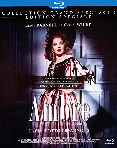 Ambre [Blu-ray] [FR Import]