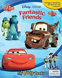 Disney Pixar Fantastic Friends
