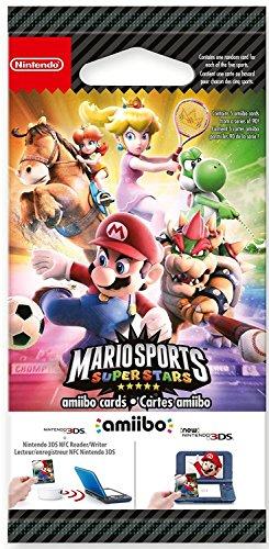 Nintendo - Pack De 5 Tarjetas Amiibo Mario Sports Superstars