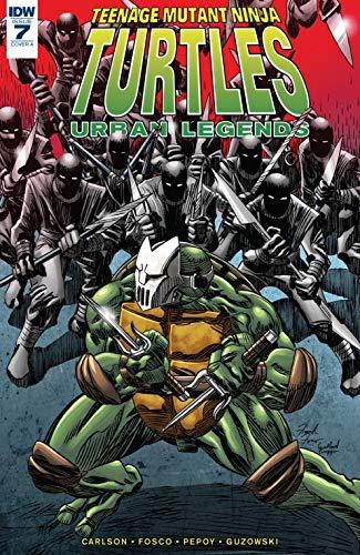 Teenage Mutant Ninja Turtles: Urban Legends #7 (English ...